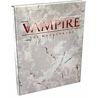 Vampire: The Masquerade 5th Edition: Deluxe Core Rulebook