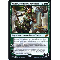 Vivien, Monsters' Advocate