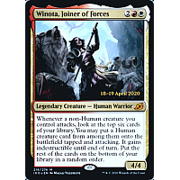 Winota, Joiner of Forces ( Foil ) ( Prerelease )