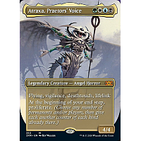 Atraxa, Praetors' Voice (Alternate Art)