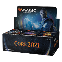 MTG - CORE SET 2021 Booster Display