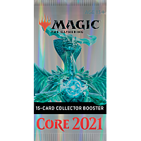 MTG - CORE SET 2021 Collector Booster