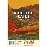 Ride the Rails France & Germany