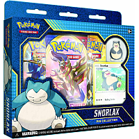 Pokémo Pin Collection 2020 Snorlax