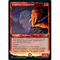 Chandra's Incinerator (Showcase)