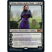 Liliana, Waker of the Dead  ( Foil ) (Prerelease)