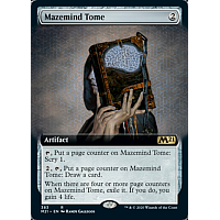 Mazemind Tome (Extended art) ( Foil )