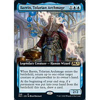 Barrin, Tolarian Archmage (Extended art)