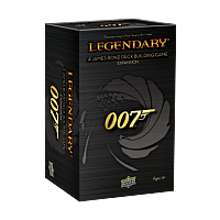 Legendary: 007 A James Bond Deck Building Game Expansion