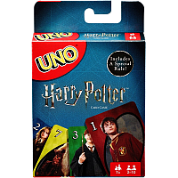 UNO Card Game: Harry Potter