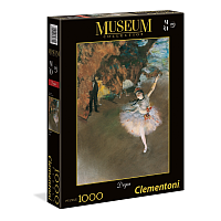 1000 bitar - Museum Collection - Degas