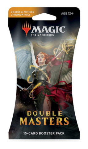 Double Masters booster pack_boxshot