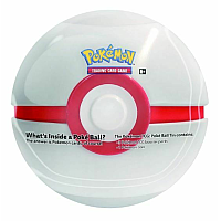 Pokemon TCG: Poke Ball Tin - Premier Ball