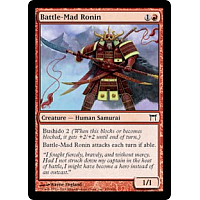 Battle-Mad Ronin