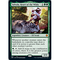 Selvala, Heart of the Wilds