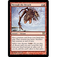 Through the Breach ( Foil )