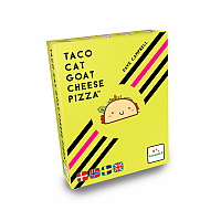Taco Cat Goat Cheese Pizza (Sv)