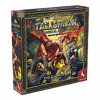 Talisman: The Cataclysm expansion