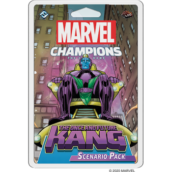 Marvel Champions: The Once and Future Kang_boxshot