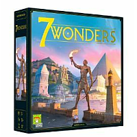 7 Wonders 2nd Edition Nordic Version