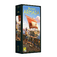 7 Wonders: Armada 2nd Edition - English Version