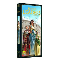 7 Wonders: Leaders 2nd Edition  - Nordic Version