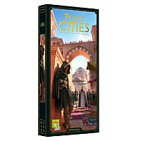 7 Wonders 2nd Edition: Cities - Englsih Version