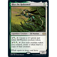 Rhys the Redeemed ( Foil )