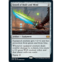 Sword of Body and Mind ( Foil )