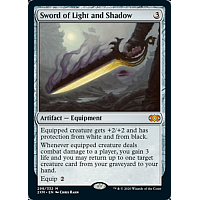 Sword of Light and Shadow ( Foil )