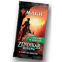 MTG - Zendikar Rising Set Booster