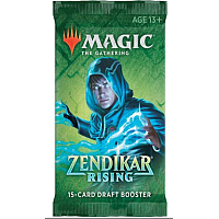 MTG - Zendikar Rising Draft Booster