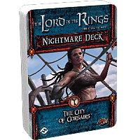 Lord of the Rings: The Card Game: The City Of Corsairs - Nightmare Deck