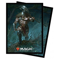 UP - Standard Deck Protectors - Magic: The Gathering M21 Garruk (100 Sleeves)