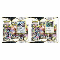 Pokémon - 3 Blister Pack  Rebel Clash Boosters