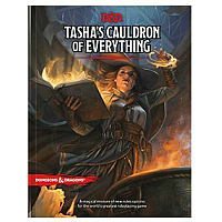 Dungeons & Dragons – Tasha's Cauldron of Everything