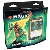 Magic the Gathering Zendikar Rising Commander Deck - Land's Wrath