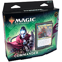 Magic the Gathering Zendikar Rising Commander Deck - Sneak Attack