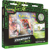 Pokemon: Champion's Path: Pin Collection: Turffield Gym