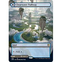 Clearwater Pathway ( Extended art ) ( Foil )