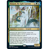 Verazol, the Split Current