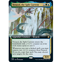 Verazol, the Split Current ( Extended art )