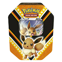 Pokémon: V Powers Tin - Eevee V