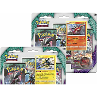 Pokemon 3-pack Sun & Moon Guardians Rising Boosters