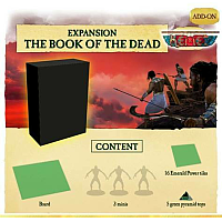 Kemet Blood & Sand Book of the Dead