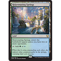 Rejuvenating Springs ( Foil )