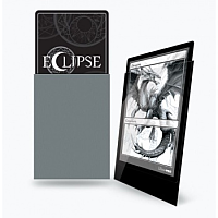 UP - Standard Sleeves - Gloss Eclipse - Smoke Grey (100 Sleeves)