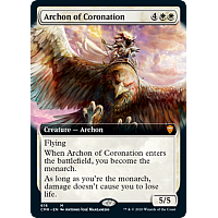 Archon of Coronation (Extended art)