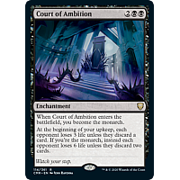 Court of Ambition ( Foil )