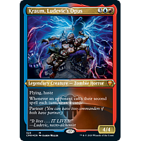 Kraum, Ludevic's Opus (Foil Etched)